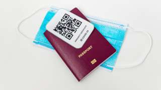 vaccine passport