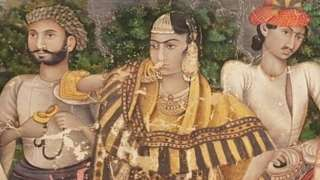 history delhi