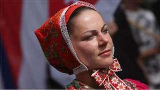 Sorbia adalah etnis minoritas Slavia yang telah tinggal di Jerman modern selama kurang lebih 1.500 tahun.