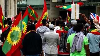 Hawaasa Oromoo UK BBC biratti hiriira bahan