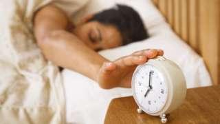 Alarm clock, file pic