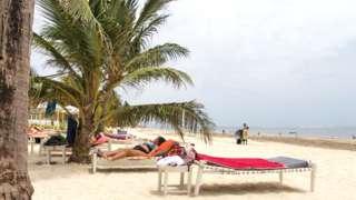 Fukwe za bahari za Malindi