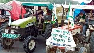 किसान, विरोध प्रदर्शन