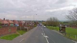 Alfreton Road in Selston,