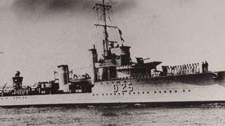 HMS Warwick