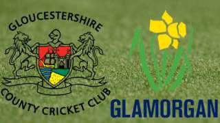 Gloucestershire v Glamorgan