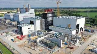 Power stations in Keadby