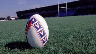 Rugby League ball