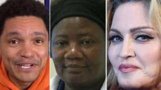 Dr Stella Immanuel doctor: Trevor Noah, Madonna