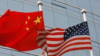 चीन - अमेरिका