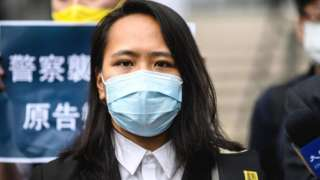 हॉन्ग कॉन्ग में विरोध प्रदर्शन