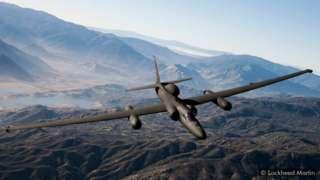 Avião U2