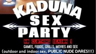 Kaduna sex party