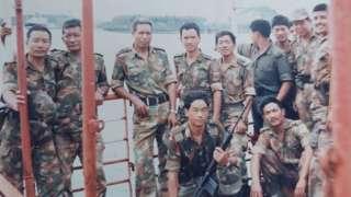 तीन दशकअघि इन्डियन पिस-किपिङ फोर्स (आईपीकेएफ) अन्तर्गत श्रीलङ्कामा खटिएका भारतीय सेनामा कार्यरत नेपालीहरू
