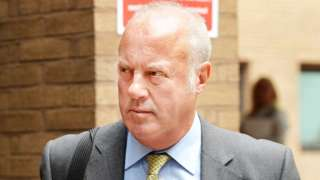 Michael Bancroft, who was convicted for his part in the fraud between 2003 and 2007 after a four-month trial at Southwark Crown Court.