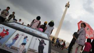 Monas didirikan oleh Sukarno pada 17 Agustus 1966