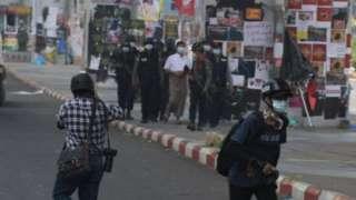 သတင်းသမားအချို့ ပုဒ်မ ၅၀၅(က)နဲ့ အမှုဖွင့်ဖမ်းဆီးခံထားရ