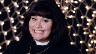 Dawn French as Geraldine Grainger