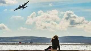 Avro Lancaster / Battle of Britain Memorial Flight
