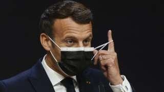 Франция президенти