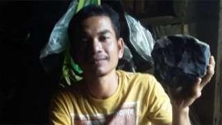 انڈونیشیا، شہاب ثاقب، قیمت