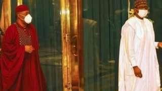 Femi Fani-Kayode ati Muhammadu Buhari