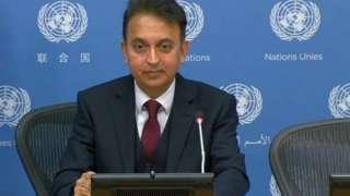 جاوید رحمان، گزارشگر ویژه حقوق بشر سازمان ملل در امور ایران