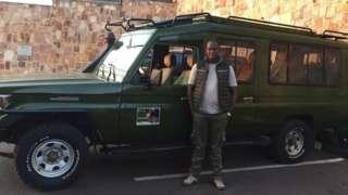 Yvan Uriho ukora ubushabitsi mu bukerarugendo mu Rwanda