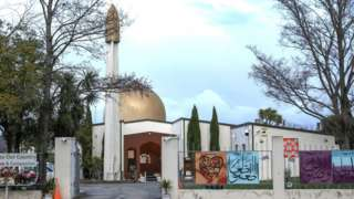 A general view of the Al-Noor Mosque