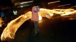 Stonehaven Fireballs Festival