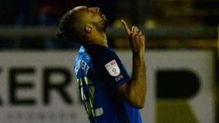 Rhys Bennett scored Carlisle's second goal