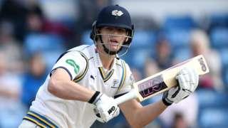 Alex Lees has left Yorkshire for Durham