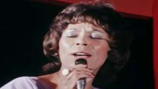 Patti Flynn performing during the 1970s