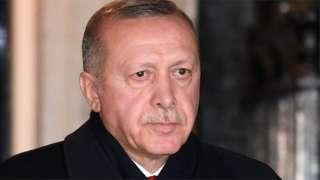 ترکی کے صدر اردوغان