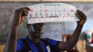 Vote en Côte d'Ivoire