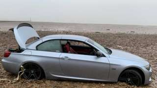 BMW - Netley Abbey Shore
