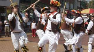 Chelmsford Morris was founded in 1972 and currently has about 30 members