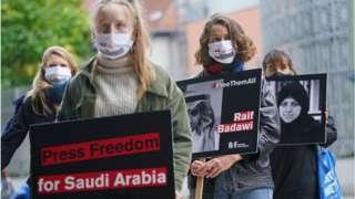 ظلت المملكة العربية السعودية تتعرض لانتقادات شديدة تتعلق بملف حقوق الإنسان فيها