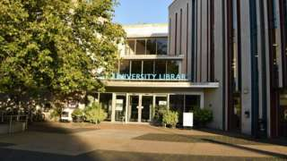 University of Portsmouth library