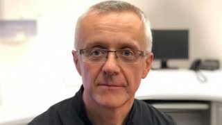 Dentist Ian Hutchinson