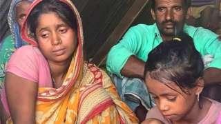 मोईनुल यांची पत्नी ममता बेगम आणि त्यांची मुलगी