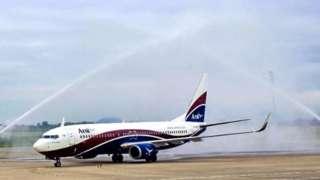 Nigeria international flight resumption