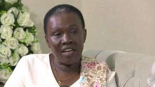 Ministira Ittisaa jalqabaa Sudaan Kibbaa Anjeelinaa Teeniin