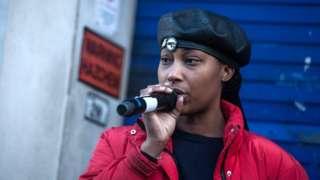Sasha Johnson in December 2020