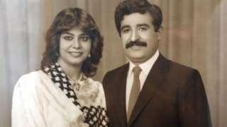 रगद हुसेन यांच्यासोबत हुसेन केमेल अल-माजिद