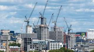 New developments in London
