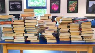 Libraries across Northern Ireland will reopen with a new book and collect service.