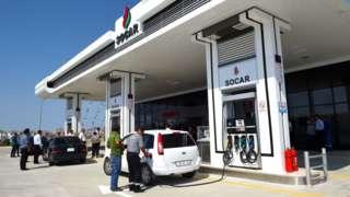benzinin qiyməti ucuzlaşıb, SOCAR, Aİ95, Euro-98