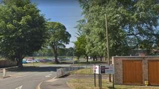 Ysgol Alun in Mold shares a campus with Ysgol Maes Garmon