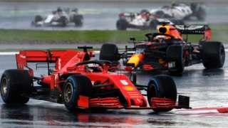 Formula 1 istanbul yarışı